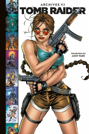 Lara Croft - Tomb Raider édition TPB Hardover (cartonnée) - Archives