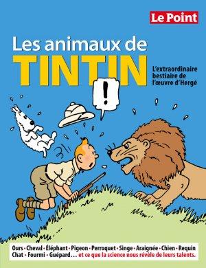 Les animaux de tintin édition Simple