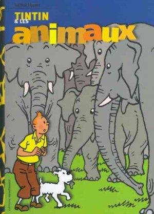 Tintin et les animaux édition Simple