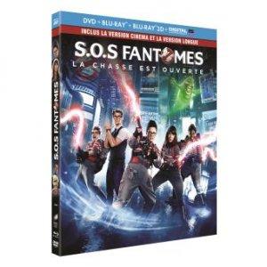 S.O.S. Fantômes édition Version longue