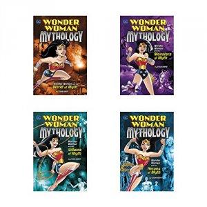 Wonder Woman Mythology édition Hardcover (cartonnée)