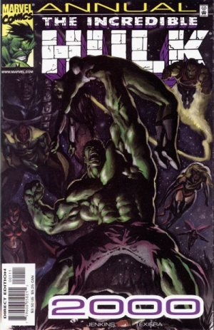 The Incredible Hulk édition Issues V2 - Annuals (2000 - 2001)