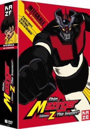 Shin Mazinger Edition Z : The Impact !  Intégrale