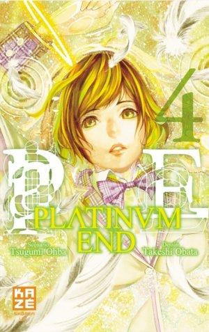 Platinum End # 4