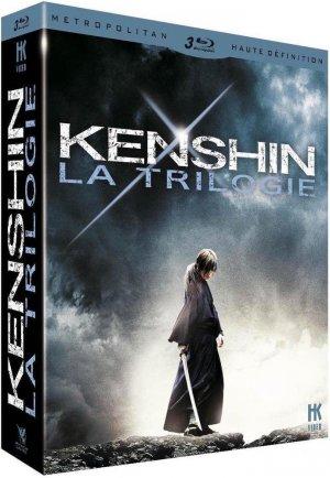 Kenshin - La triologie édition Coffret Blu-ray