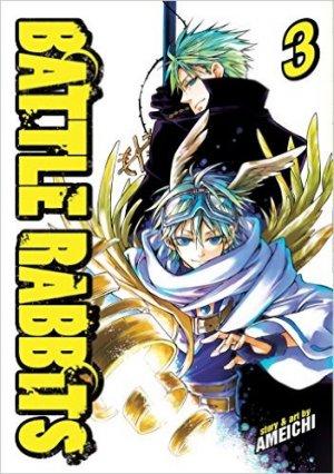 couverture, jaquette Battle Rabbits 3  (Seven Seas) Manga