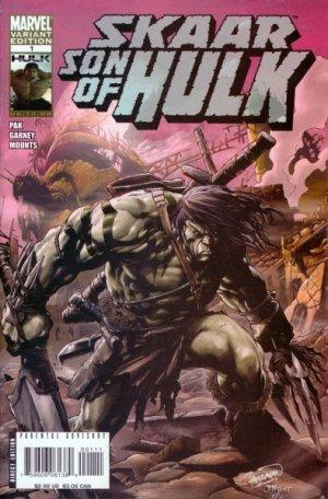 Skaar - Son of Hulk édition Issues