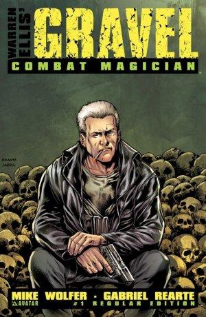 Gravel - Combat Magician édition Issues