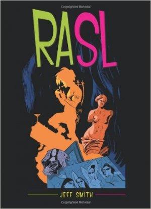 RASL édition TPB Hardcover (cartonnée) - Omnibus