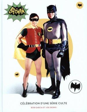 Batman - Célébration d'une série culte édition TPB hardcover (cartonnée)