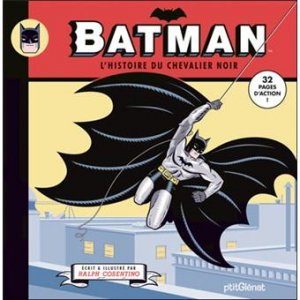 Batman - L'histoire du chevalier noir édition Simple