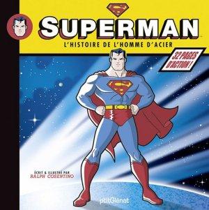 Superman - L'histoire de l'homme d'acier édition Simple