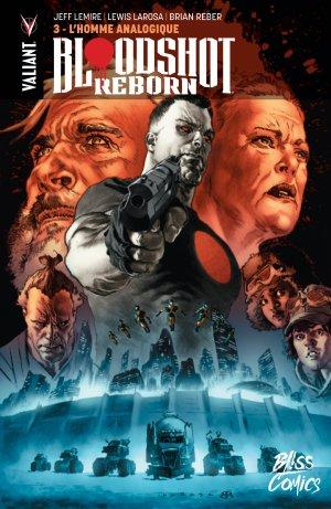 Bloodshot Reborn # 3 TPB hardcover (cartonnée)