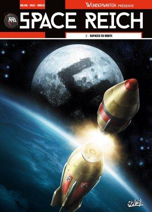 Wunderwaffen présente Space Reich T.2