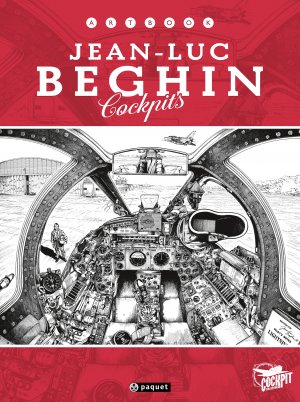 Les cockpits de Jean-Luc Beghin édition simple