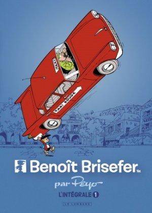Benoît Brisefer édition Intégrale 2017