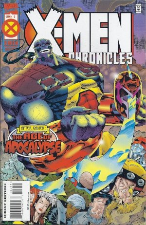 X-Men Chronicles # 2 Issues