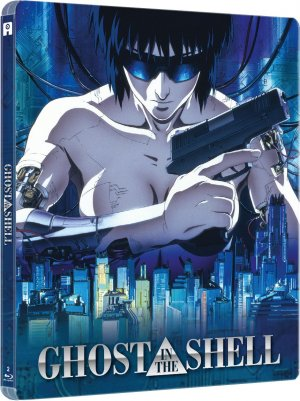 Ghost in the Shell édition Blu-ray Collector
