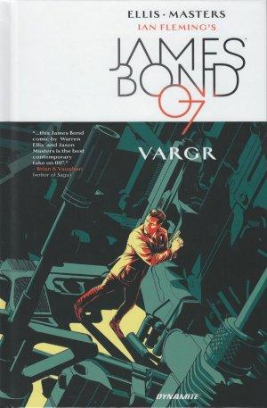 James Bond édition TPB hardcover (cartonnée) - Issues V1 (2016)
