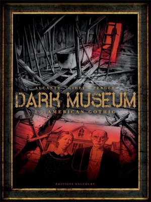 Dark Museum T.1