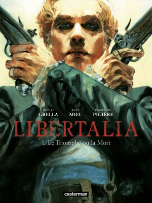 Libertalia T.1