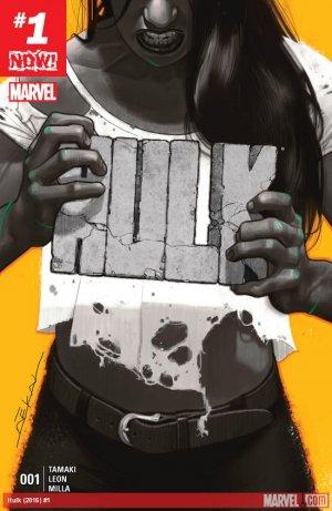 Hulk édition Issues V5 (2016 - 2017)