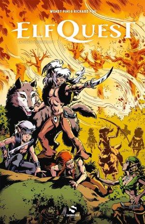 ElfQuest édition TPB hardcover (cartonnée)