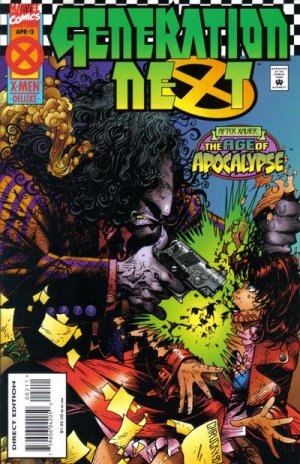 Generation Next # 2 Issues