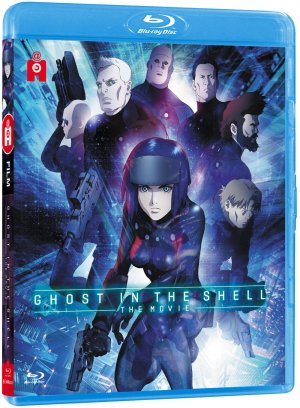 Ghost in the Shell : The Movie édition Blu-ray
