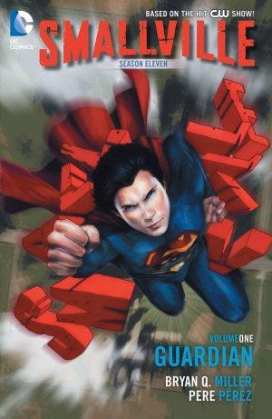 Smallville Season 11 édition TPB softcover (souple)