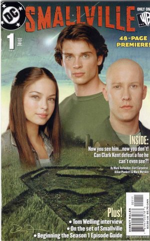 Smallville édition Issues
