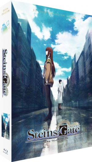 Steins;gate édition Intégrale - Collector - Combo DVD/Blu-Ray