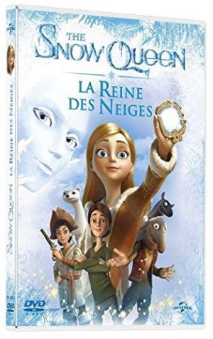 The Snow Queen, la reine des neiges édition Simple