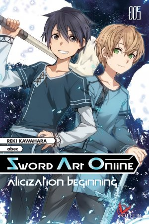 Sword art Online # 5