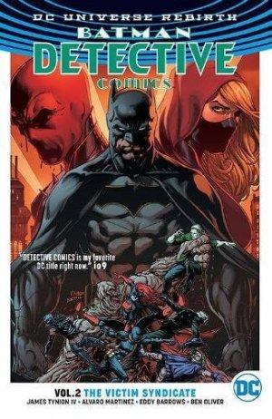 Batman - Detective Comics # 2 TPB softcover (souple) - Issues V1 Suite