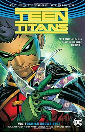 Teen Titans édition TPB softcover (souple) - Issues V6
