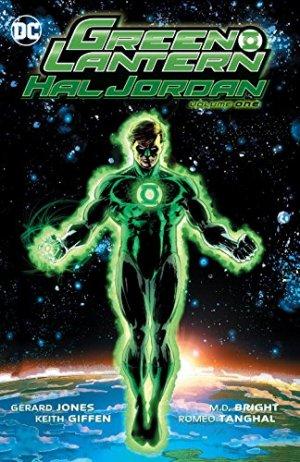 Green Lantern - Hal Jordan édition TPB softcover (souple)