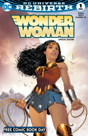 Free Comic Book Day 2017 - Wonder Woman édition Issue (2017)