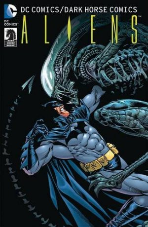 DC Comics / Dark Horse Comics - Aliens édition TPB softcover (souple)