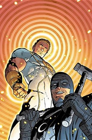 Midnighter and Apollo édition TPB softcover (souple)