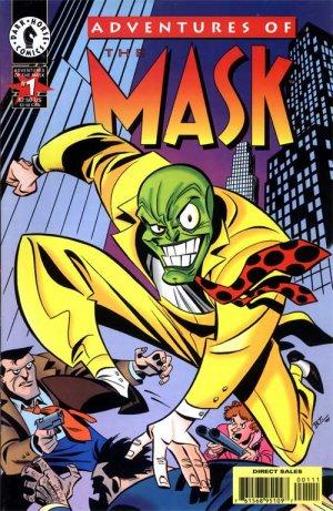 Les aventures de Mask édition Issues (1996)