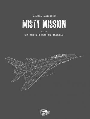 Misty mission # 2 Grand format limité NB