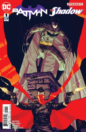 Batman / The Shadow édition Issues (2017)