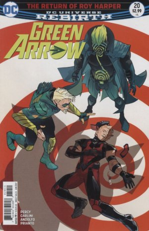 Green Arrow # 20 Issues V6 (2016 - Ongoing)