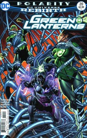 Green Lanterns 20 - Polarity 2 : Drowning