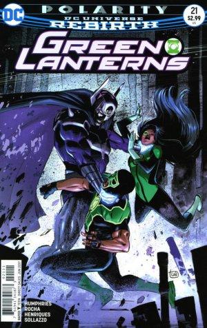 Green Lanterns 21 - Polarity 3 : Flatline