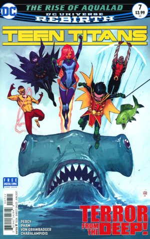 Teen Titans # 7 Issues V6 (2016 - Ongoing)