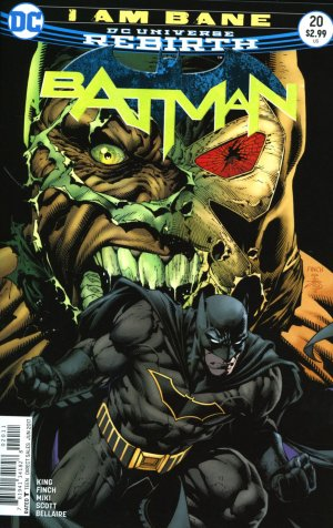 Batman # 20 Issues V3 (2016 - Ongoing) - Rebirth