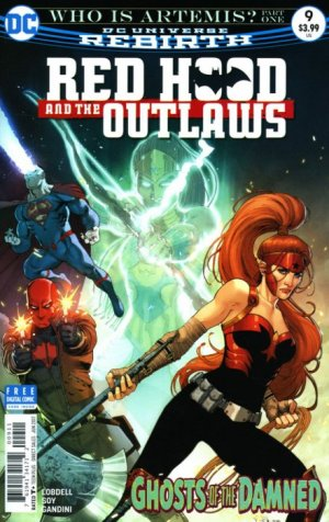Red Hood and The Outlaws # 9 Issues V2 (2016 - Ongoing) - Rebirth