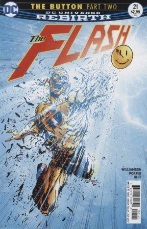 Flash # 21 Issues V5 (2016 - 2020) - Rebirth